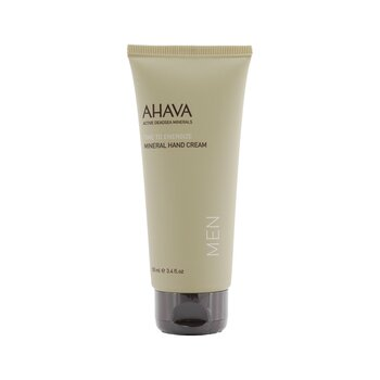 Ahava Men Hand Cream (All Skin Types)