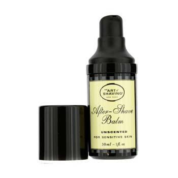 The Art Of Shaving After Shave Balm - Unscented (Travel Size, Pump, For Sensitive Skin
