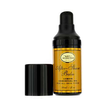 The Art Of Shaving After Shave Balm - Lemon Essential Oil (Travel Size, Pump, For All Skin Types)