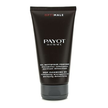 Payot Optimale Homme Deep Cleansing Gel - Exfoliating & Purifying