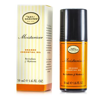 The Art Of Shaving Moisturizer - Orange Essential Oil (For Sensitive Skin)