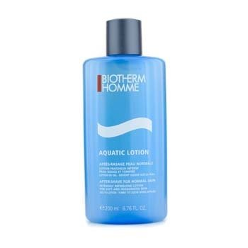 Biotherm Homme Aquatic After Shave Lotion (Normal Skin)