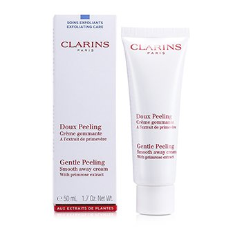 Clarins Gentle Peeling Smooth Away Cream