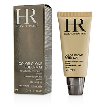 Helena Rubinstein Color Clone Subli Mat Perfect Matte Complexion Creator SPF 12 - #24 Gold Caramel