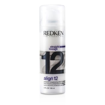 Redken Align 12 Protective Straightening Lotion (For Medium Hair)