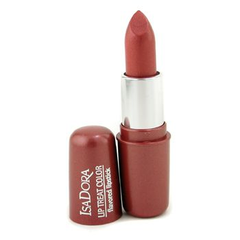 IsaDora Lip Treat Color Flavored Lipstick - # 10 Shiny Brass