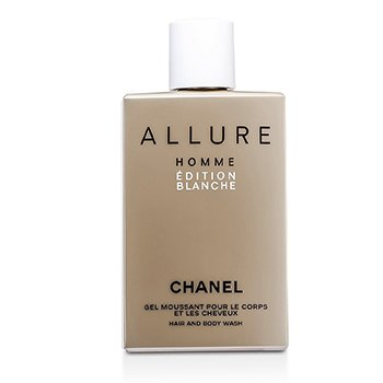 Chanel Allure Homme Edition Blanche Hair & Body Wash (Made in USA)