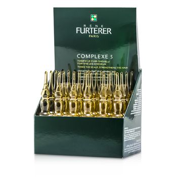 Rene Furterer Complexe 5 Regenerating Plant Extract (Tones The Scalp, Strengthens The Hair)