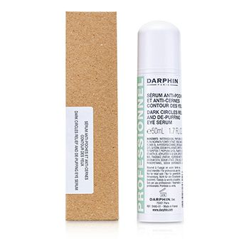 Darphin Dark Circles Relief & De-Puffing Eye Serum (Salon Size)