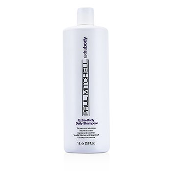 Paul Mitchell Extra-Body Daily Shampoo (Thickens and Volumizes)