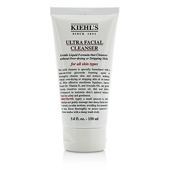 Kiehl's Ultra Facial Cleanser - For All Skin Types