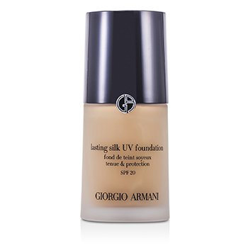 Giorgio Armani Lasting Silk UV Foundation SPF 20 - # 5.5 Natural Beige