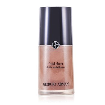 Giorgio Armani Fluid Sheer - # 3 Golden Bronze