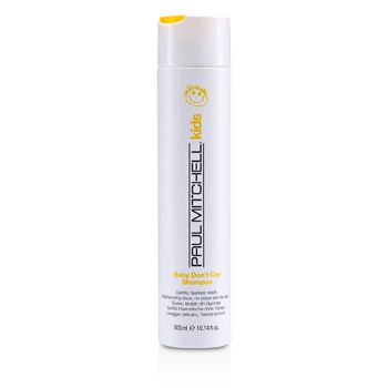 Paul Mitchell Kids Baby Don't Cry Shampoo (Gentle, Tearless Wash)