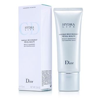 Christian Dior Hydra Life Beauty Awakening Rehydrating Mask