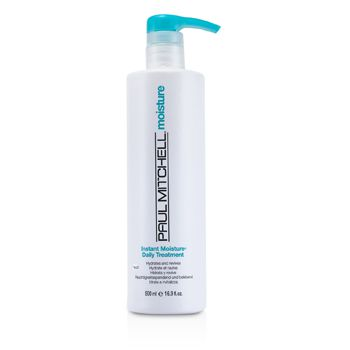 Paul Mitchell Moisture Instant Moisture Daily Treatment (Hydrates and Revives)