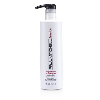 Paul Mitchell Firm Style Super Clean Sculpting Gel (Maximum Control)