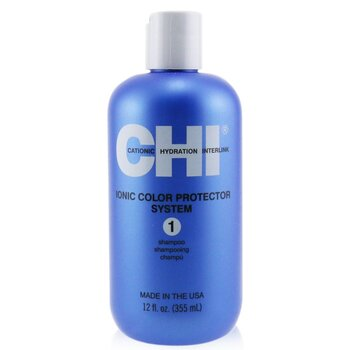 CHI Ionic Colour Protector System 1 Shampoo