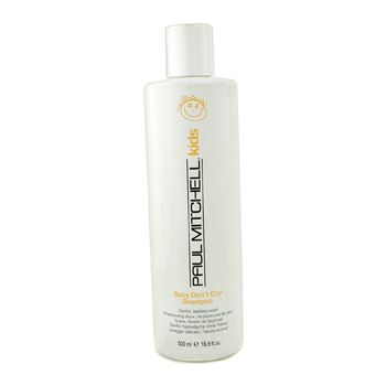 Paul Mitchell Kids Baby Dont Cry Shampoo (Gentle, Tearless Wash)