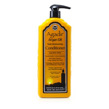 Agadir Argan Oil Daily Moisturizing Conditioner (For All Hair Types)