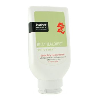 Billy Jealousy White Knight Gentle Daily Facial Cleanser (Normal to Dry Skin)