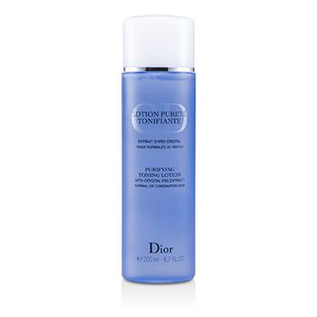 Christian Dior Purifying Toning Lotion (Normal / Combination Skin)