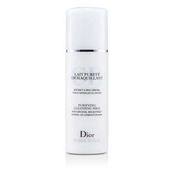 Christian Dior Purifying Cleansing Milk (Normal / Combination Skin)