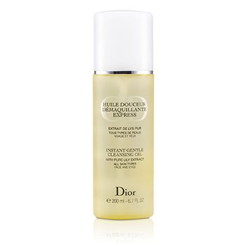 Christian Dior Instant Gentle Cleansing Oil
