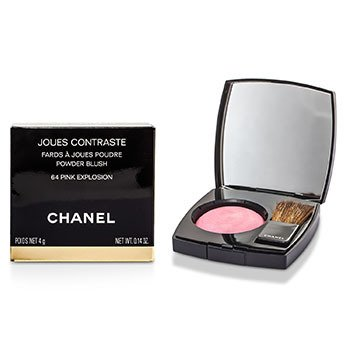 Chanel Powder Blush - No. 64 Pink Explosion