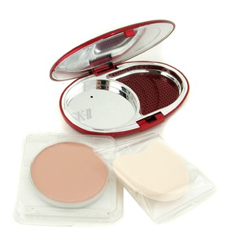 SK II Signs Perfect Radiance Powder Foundation (Case + Refill) - # 320