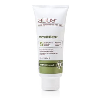 ABBA Daily Conditioner (For All Hair Types)