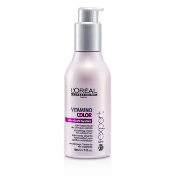 L'Oreal Professionnel Expert Serie - Vitamino Color Leave-In Smoothing Cream (For Colored Hair)