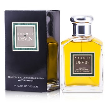 Aramis Devin Country Eau De Cologne Spray