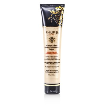 Philip B Russian Amber Imperial Conditioning Creme (For Normal to Color-Treated Hair)