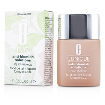 Clinique Anti Blemish Solutions Liquid Makeup - # 03 Fresh Neutral