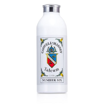 Caswell Massey Number Six Perfumed Talc