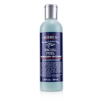 Kiehl's Facial Fuel Energizing Face Wash Gel Cleanser