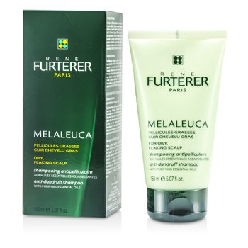 Rene Furterer Melaleuca Anti-Dandruff Shampoo (For Oily, Flaking Scalp)