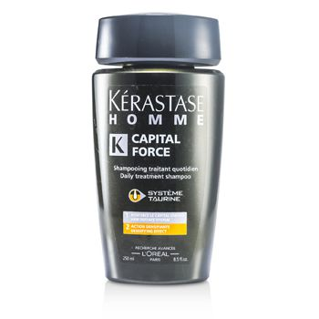 Kerastase Homme Capital Force Daily Treatment Shampoo (Densifying Effect)