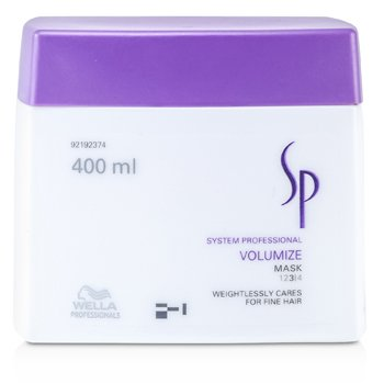 Wella SP Volumize Mask (For Fine Hair)