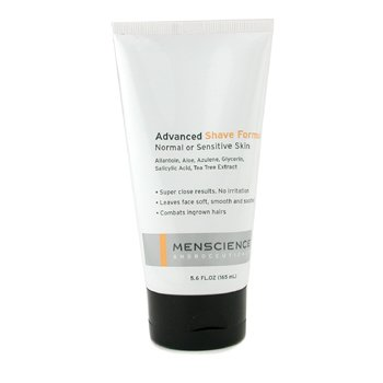 Menscience Advanced Shave Formula (For Normal & Sensitive Skin)