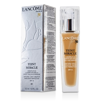 Lancome Teint Miracle Natural Light Creator SPF 15 - # 01 Beige Albatre