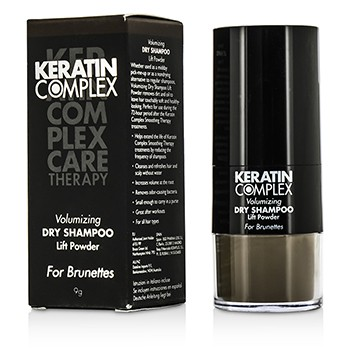 Keratin Complex Care Therapy Volumizing Dry Shampoo Lift Powder - # Brunettes