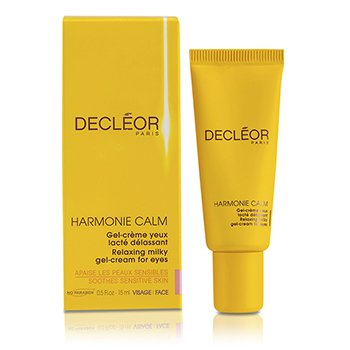 Decleor Harmonie Calm Relaxing Milky Gel-Cream For Eyes
