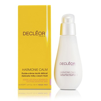 Decleor Harmonie Calm Delicate Milky Cream Fluid - Sensitive Skin