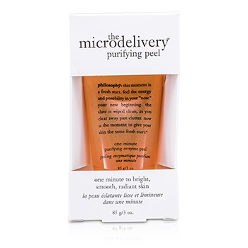 Philosophy The Microdelivery One-Minute Purifying Enzyme Peel