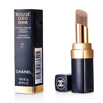 Chanel Rouge Coco Shine Hydrating Sheer Lipshine - # 54 Boy