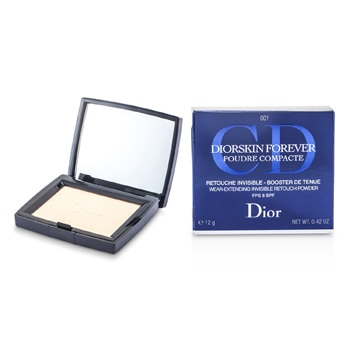 Christian Dior DiorSkin Forever Wear Extending Invisible Retouch Powder SPF 8 - # 001 Transparent Light