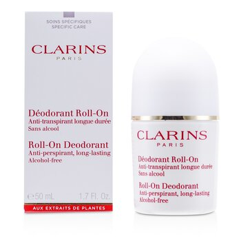 Clarins Gentle Care Roll On Deodorant