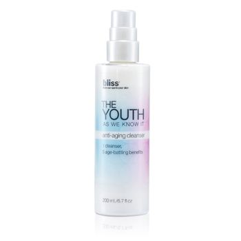 Bliss The Youth As We Know It Anti-Aging Cleanser